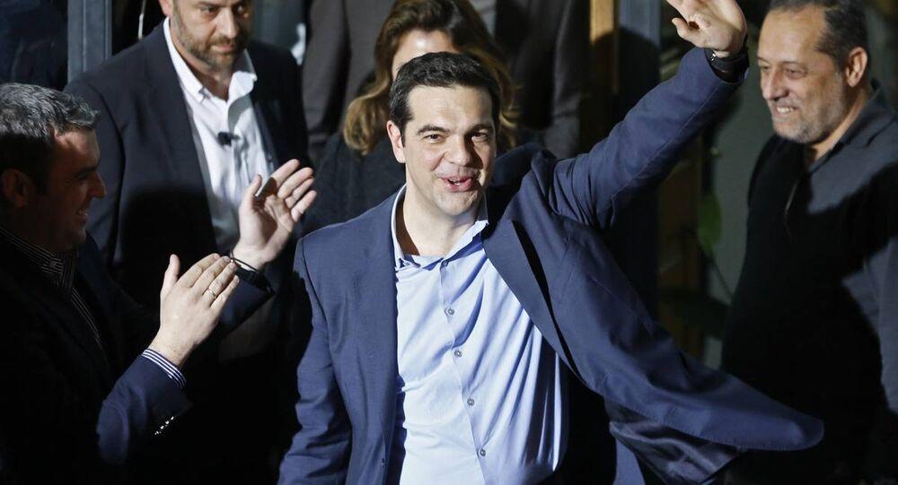 Yunanistan seçimleri - SYRIZA lideri Aleksis Tsipras
