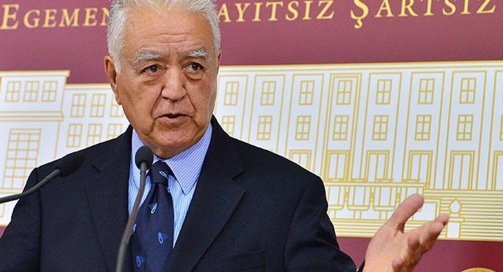 CHP Milletvekili Faruk Loğoğlu