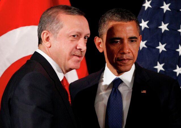Recep Tayyip Erdoğan-Barack Obama