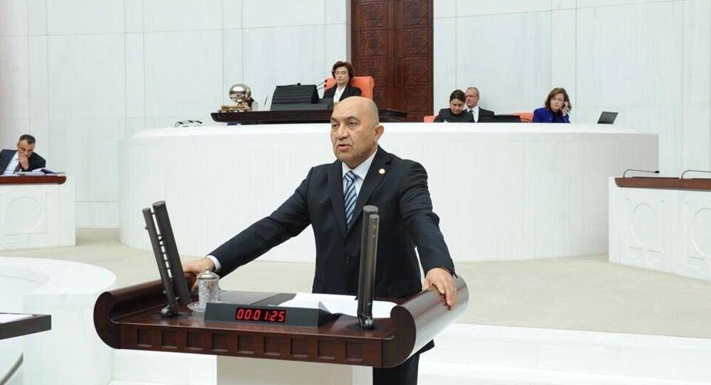 AK Parti Kahramanmaraş Milletvekili Yıldırım Mehmet Ramazanoğlu
