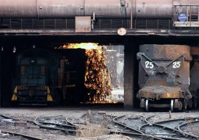 Yenakiyevo Çelik Fabrikası