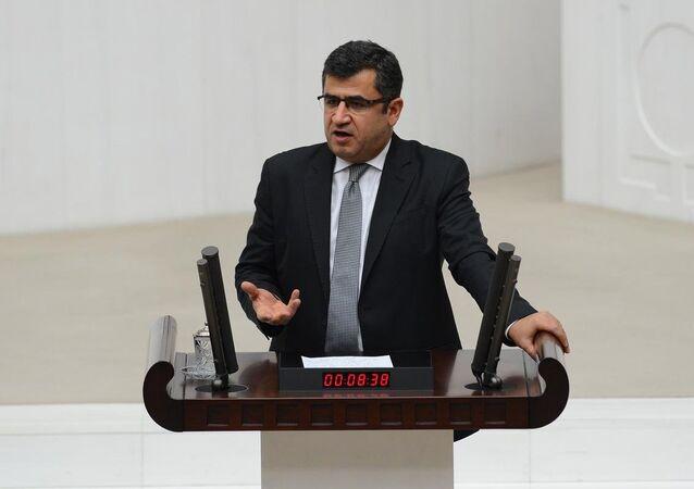 HDP Hakkari Milletvekili Adil Zozani