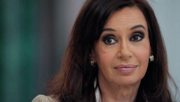 Arjantin Devlet Başkanı Cristina Fernandez de Kirchner - Sputnik Türkiye
