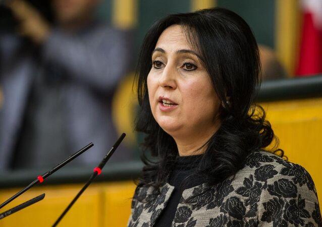 HDP Eşbaşkanı Figen Yüksekdağ