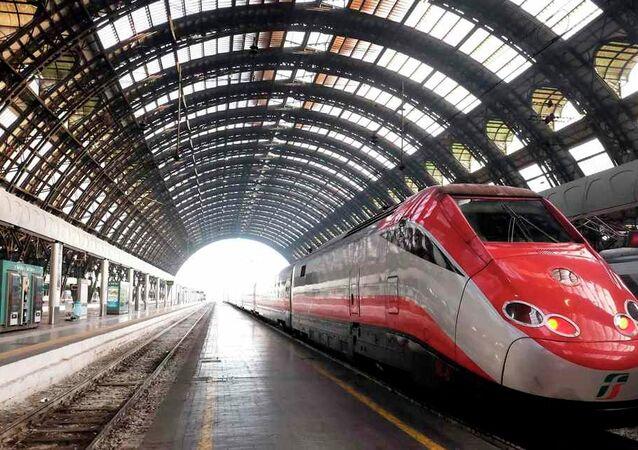İtalya hızlı tren
