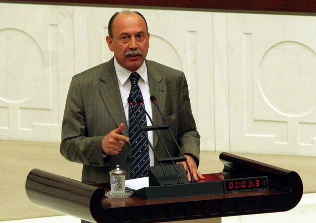 HDP Milletvekili Levent Tüzel