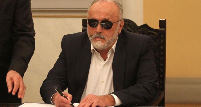 Sağlık ve Sosyal Sigortalar Bakanı Panayotis Kurublis
