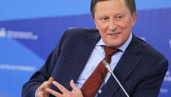 Kremlin İdaresi Başkanı Sergey İvanov - Sputnik Türkiye