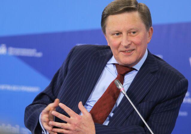 Kremlin İdaresi Başkanı Sergey İvanov