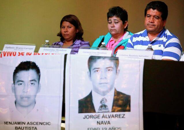 Meksika'da kaybolan 43 öğrenci