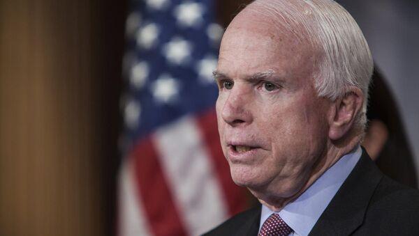 ABD'li Cumhuriyetçi senatör John McCain - Sputnik Türkiye