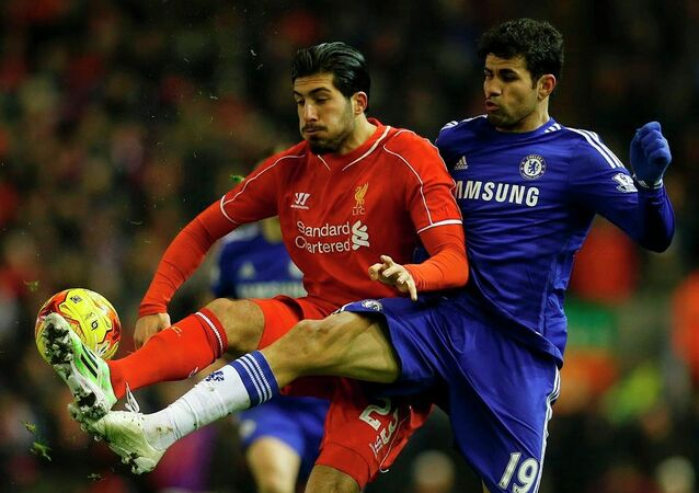 Diego Costa-Emre Can