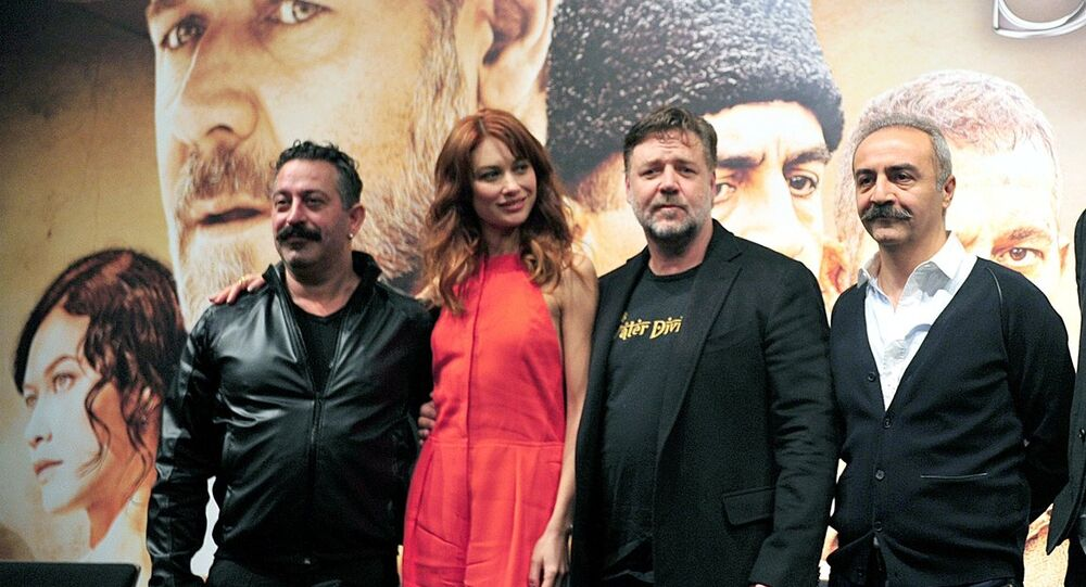 Russell Crowe'un yönettiği 'Son Umut' filmi