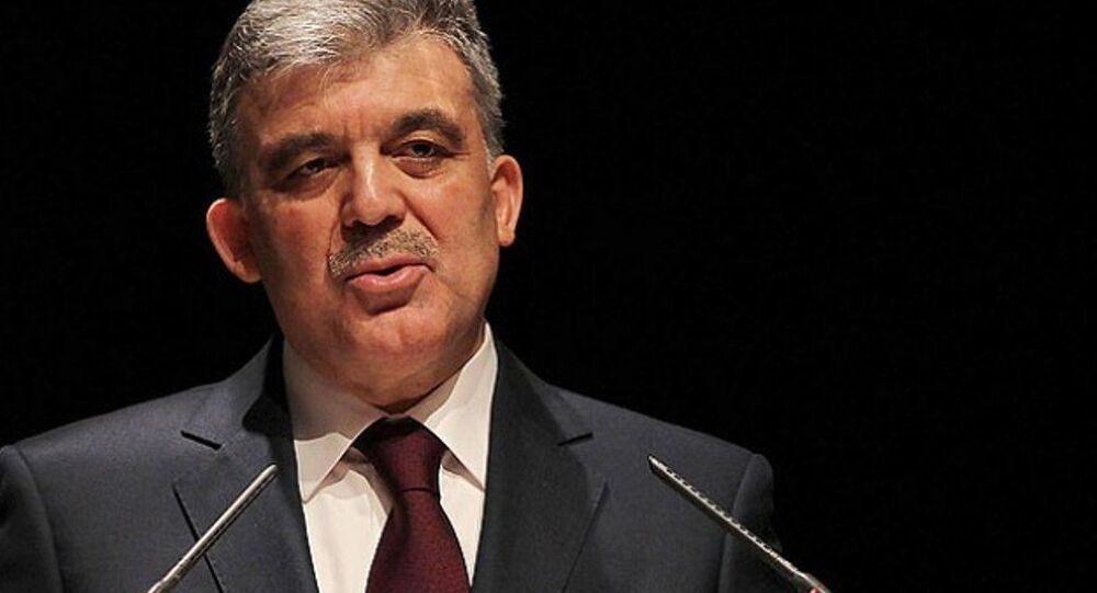 Türkiye 11. Cumhurbaşkanı Abdullah Gül