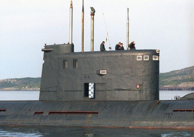 Varşavyanka tipi denizaltı