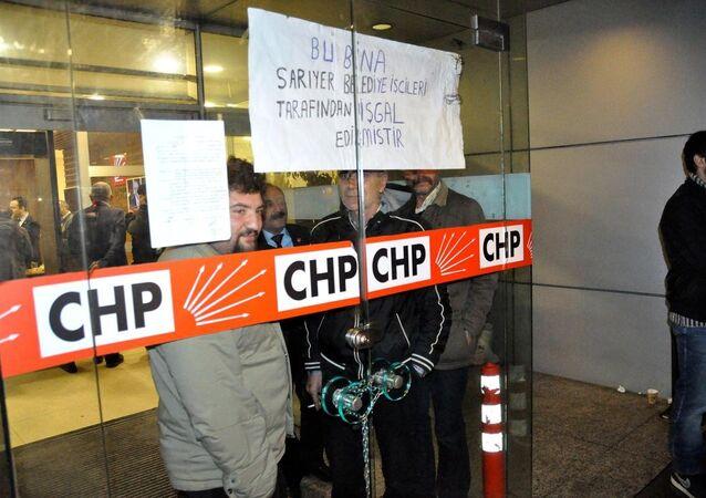 CHP İstanbul İl Başkanlığı