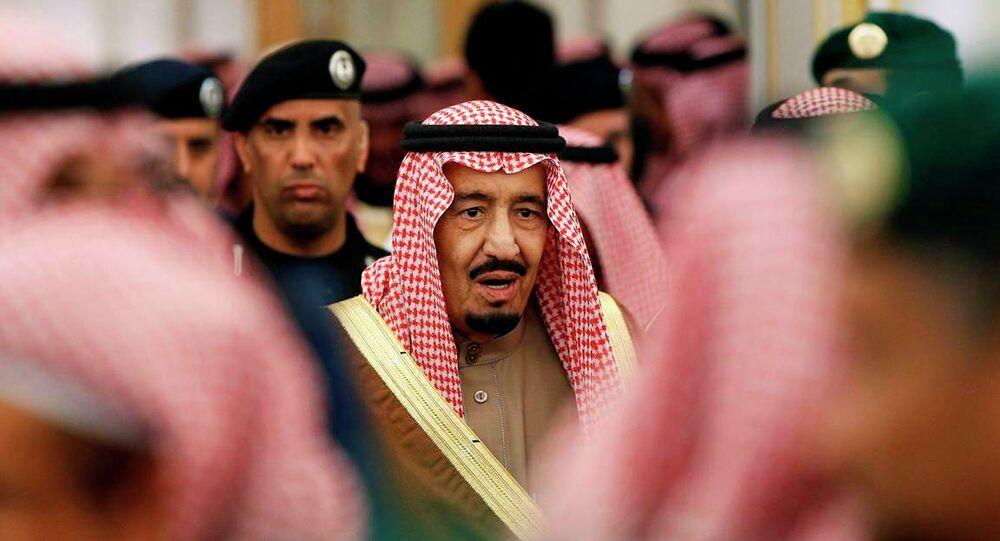 Suudi Arabistan Kralı Selman bin Abdulaziz