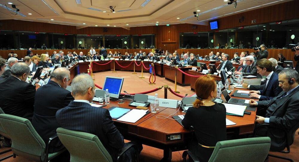Avrupa Birliği Dışişleri Bakanları toplantısı