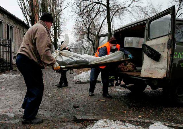 Ukrayna'da çatışma
