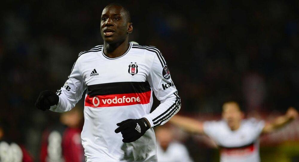 Beşiktaş'ın golcüsü Demba Ba
