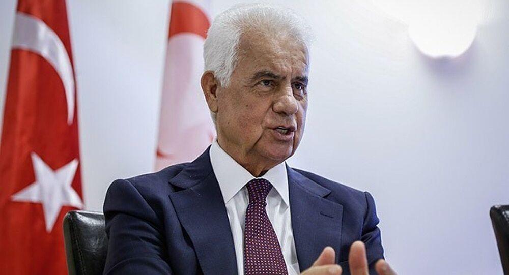KKTC Cumhurbaşkanı Derviş Eroğlu