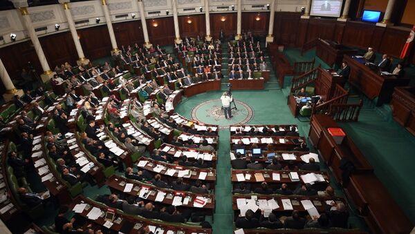 Tunus parlamentosu - Sputnik Türkiye