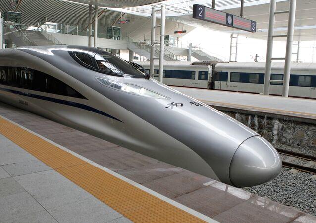 CRH-380A tipi hızlı tren