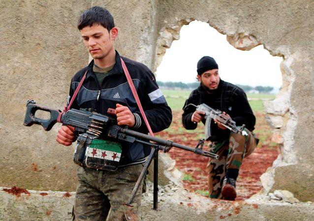 Suriye'deki muhalifler