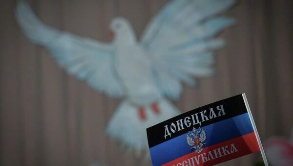 Donetsk-Lugansk - Sputnik Türkiye
