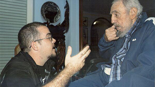 Eski Küba lideri Fidel Castro - Sputnik Türkiye