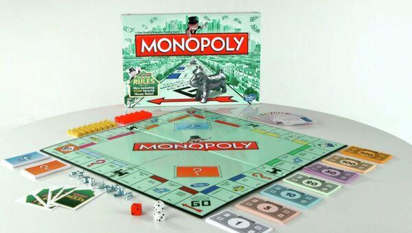 Monopoly oyunu - Sputnik Türkiye