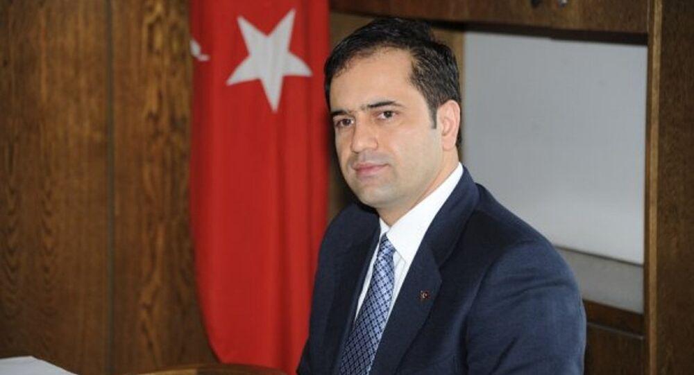 TBMM Dışişleri Komisyon Başkanı Çonkar, Sputnik Haber Ajansı Ankara Temsilcisi Yurdagül Şimşek'in sorularına yanıtladı.