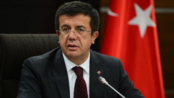 Ekonomi Bakanı Nihat Zeybekçi - Sputnik Türkiye