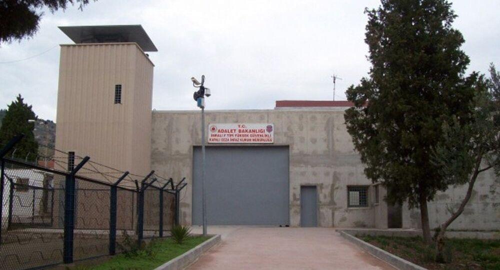 İmralı Cezaevi
