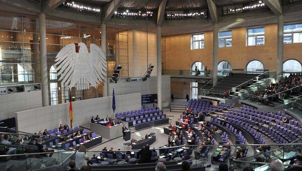 Almanya Federal Meclis Bundestag - Sputnik Türkiye