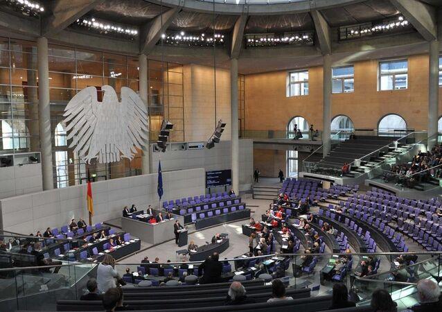 Almanya Federal Meclis Bundestag