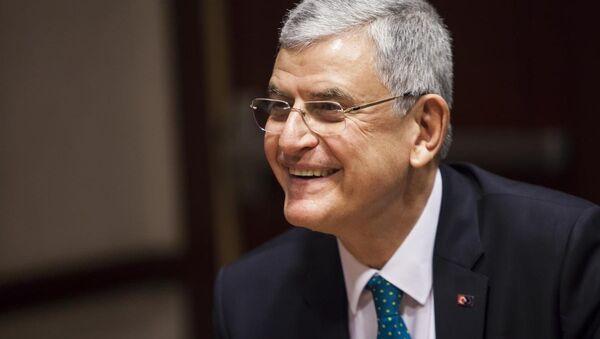 AB Bakanı ve Başmüzakereci Volkan Bozkır - Sputnik Türkiye