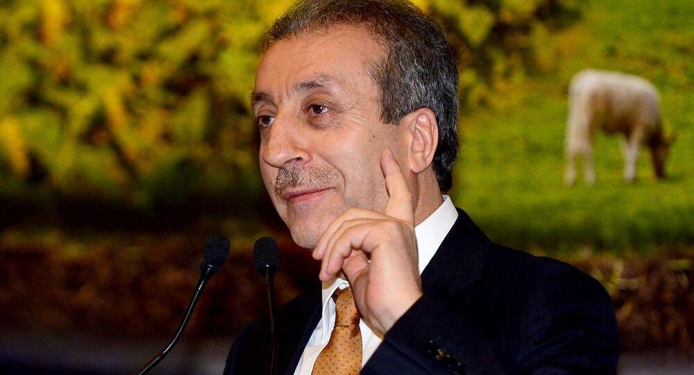 Gıda, Tarım ve Hayvancılık Bakanı Mehdi Eker