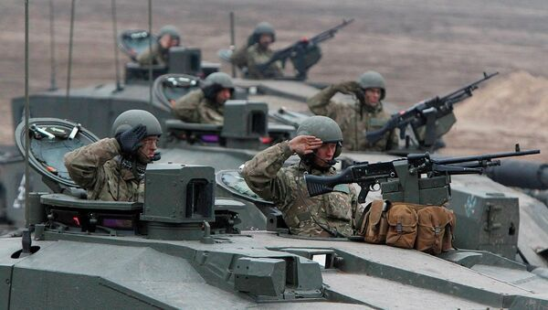 NATO Birlikleri - Sputnik Türkiye