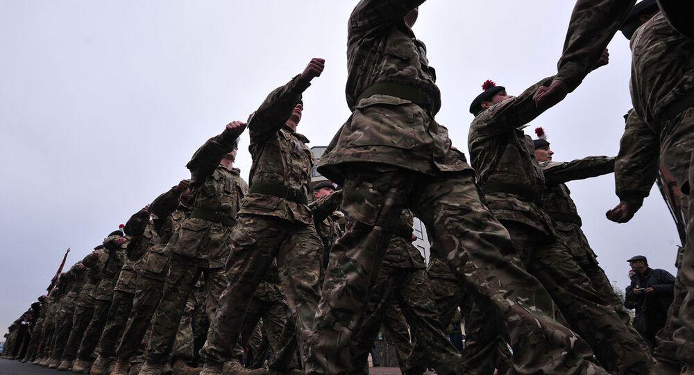 İngiliz ordusu