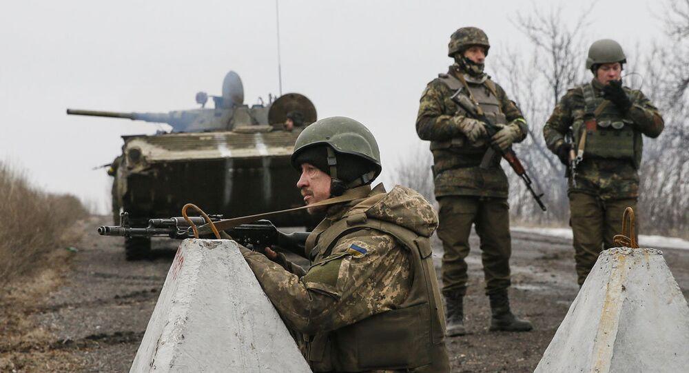 Rus gazeteciler Ukrayna'da ateş hattında kaldı