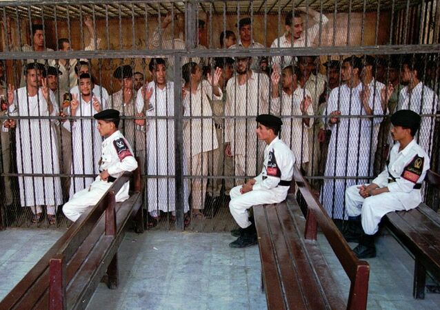 Mısır hapishane