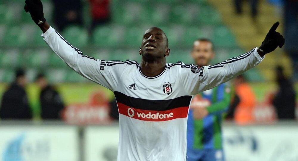 Beşiktaş Demba Ba