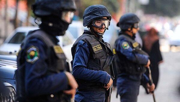 Mısır polis - Sputnik Türkiye