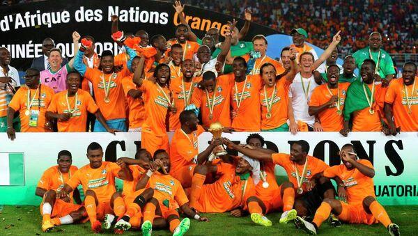 Afrika Uluslar Kupası - Sputnik Türkiye