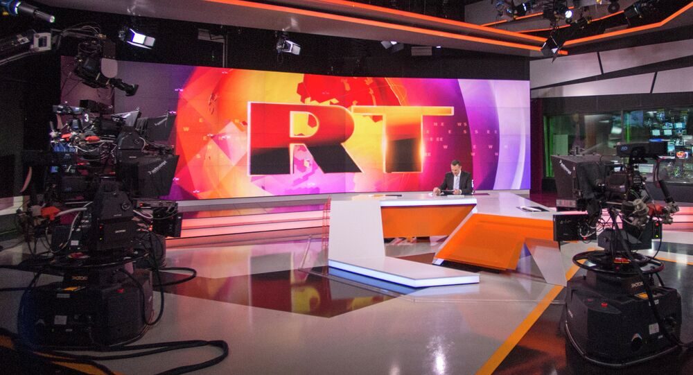Russia Today televizyonu