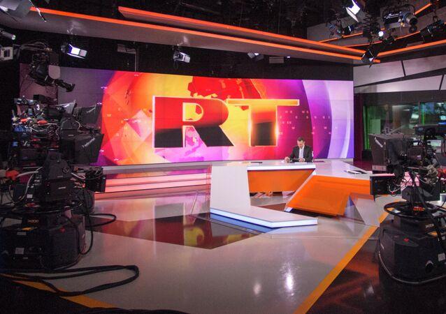 Russia Today televizyonu