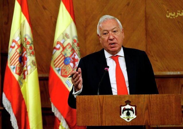 İspanya Dışişleri Bakanı Jose Manuel Garcia Margallo