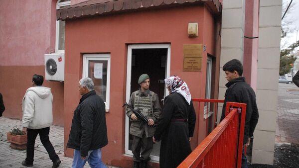 Niğde'deki güvenlik güçlerine saldırı davası - Sputnik Türkiye