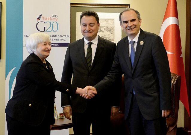 G20 Bakanlar ve Merkez Bankası Başkanları Toplantısı